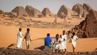 Las maravillosas pirámides en las que casi no hay turistas