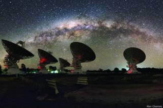 Telescopio CSIRO