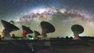 A misteriosa estrutura espacial gigante invisível que intriga astrônomos