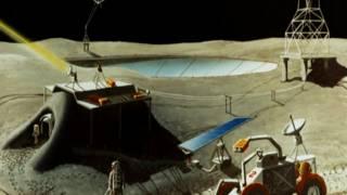 """مستقبل الفضاء: هل نقيم مستعمرات بشرية """"تحت"""" سطح القمر؟"""