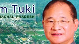 नबम टुकी, अरुणाचल के पूर्व मुख्यमंत्री