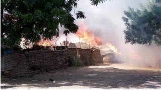 Harin Boko Haram a wani kauye