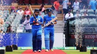 भारतीय महिला क्रिकेट खिलाड़ी