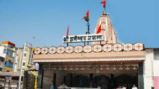 शनि शिगणापुर मंदिर