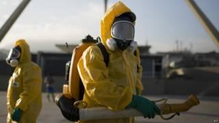 ब्राज़ील में ज़ीका वायरस के मामले बढ़े हैं.