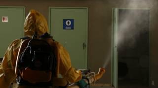 Prevenção ao zika por conta do Carnaval no Rio (EPA)
