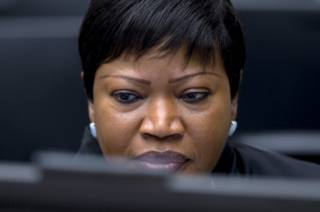 Прокурор Международного уголовного суда Фату Бенсуда