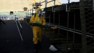 茲卡病毒:里約奧運會場館將每日進行檢查