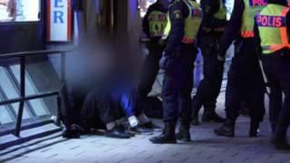 瑞典難民危機