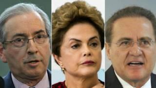 (Foto: Montagem/Ag. Câmara, Ag. Brasil e Ag. Senado)