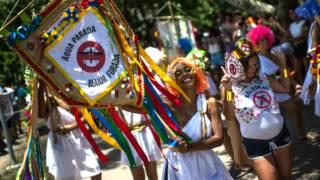 Шествие в Рио