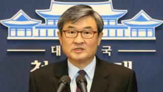 दक्षिण कोरिया की चेतावनी