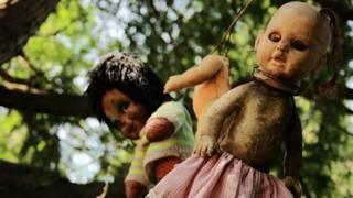Острів ляльок
