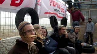 مستوطنين يهود