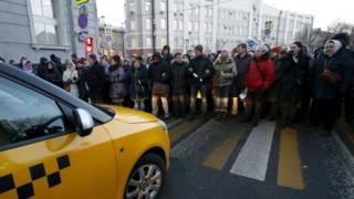Протест валютных ипотечников
