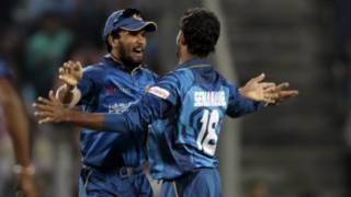 भारत के खिलाफ श्रीलंका की जीत