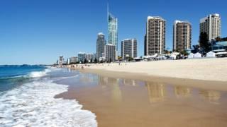 Австралия - рай для серфингистов