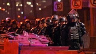 मैक्सिको पुलिस