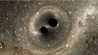 بعد 100 سنة من توقع آينشتاين، اثبات وجود موجات الجاذبية في الكون