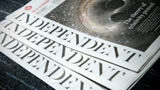 《獨立報》