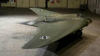 Horten Ho 229: el increíble avión futurista diseñado por los nazis