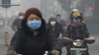 北京空氣污染