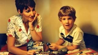 Sue Klebold y su hijo Dylan