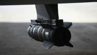 Cuba devolve míssil americano enviado por engano a Havana
