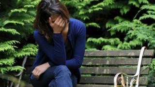 Депрессия, стресс, женщина