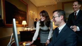 Кейт в Huffington Post