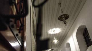 В тюремном замке Тобольска