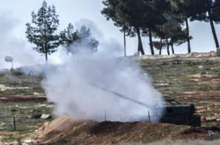 Tanques sirios