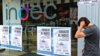 El Instituto de Esrtadísticas de la Argentina estuvo intervenido por 9 años por el gobierno de Kirchner.
