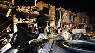شام میں تشدد