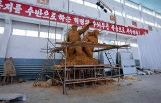 記者來鴻:奇葩藝術—朝鮮出品獨領風騷