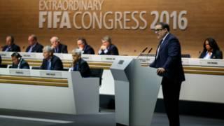 Đại hội bất thường của Fifa ở Zurich