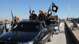 джихадисты