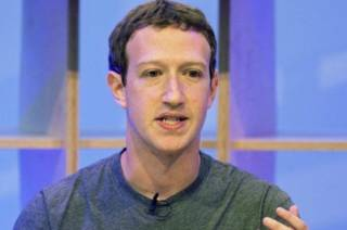 Mark Zuckergerg