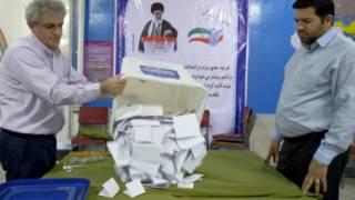 Bầu cử ở Iran