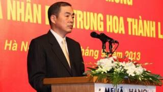 中国外交部部长助理孔铉佑(新华社资料图片)
