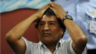 Crise brasileira vira dor de cabeça para os vizinhos