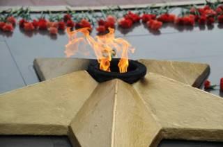 Вечный огонь в Чите