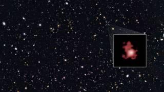 التلسكوب الفضائي هابل يرصد أبعد مجرة فضائية حتى الآن.