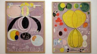 Arte abstracto de Hilma af Klint