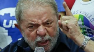 Экс-президент Бразилии Лула