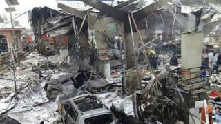 इराक़ के हिल्ला में विस्फोट (फ़ाइल फ़ोटो)