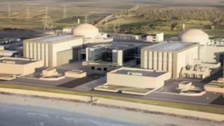 欣克利角核电站