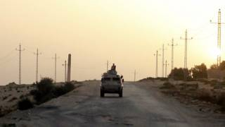 मिस्र का सिनाई क्षेत्र