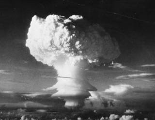 Primera prueba bomba hidrógeno