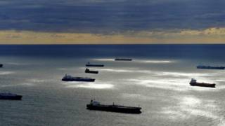 Baixa do petróleo faz navios retomarem rotas da era dos descobrimentos